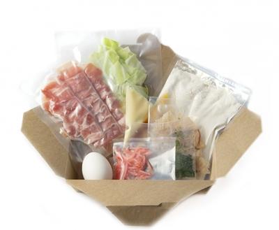 Kochbox, Meal Kit