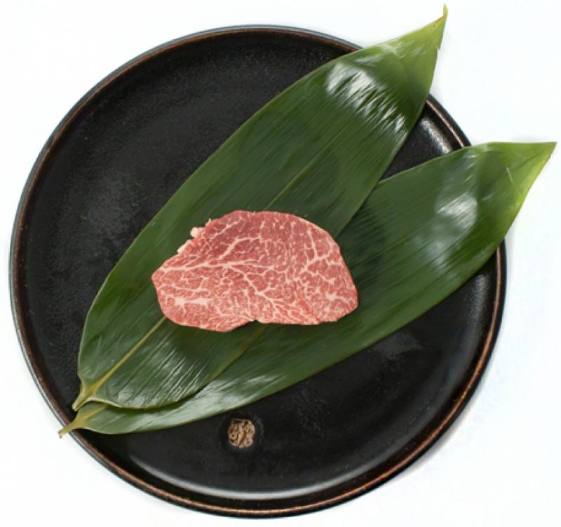 OZAKI Wagyu beef chateaubriand