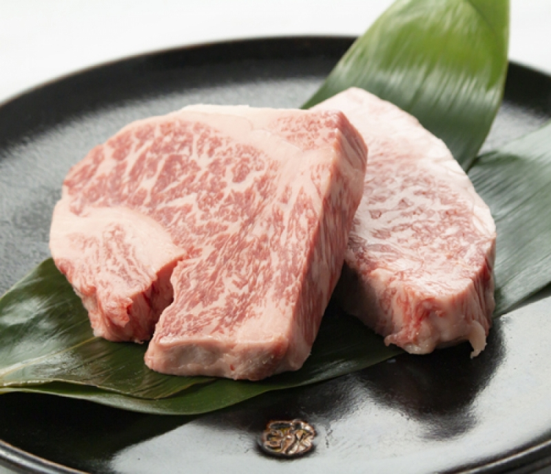 Ozaki Wagyu beef entrecôte