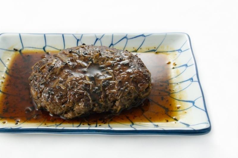 KABUKI hamburger steak
