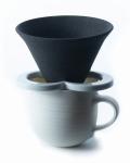 Caffe hat ceramic coffee filter - 224porcelain