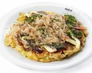 Okonomi-yaki (Pork)