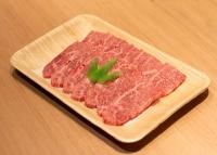 尾崎牛特上リブロースの焼肉用カット 200g