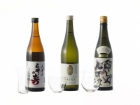 Sake selection 1