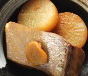 HIRAMASA-fish daikon