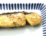 Salmon Saikyo-yaki